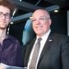 Louis-Étienne Villeneuve obtient un prix au Concours vidéo de l'Université du Québec
