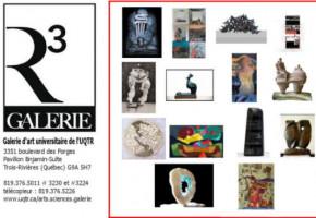 Galerie R3: Exposition «Alexandrian Artists – Egypt»