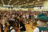 Plus de 650 participants à l'activité d'accueil des nouveaux étudiants