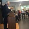 Le recteur McMahon rencontre les nouveaux étudiants au campus de Drummondville