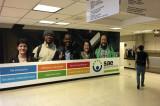 Inauguration des locaux des Services aux étudiants