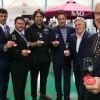 Les Patriotes sont les grands gagnants du 25e Salon des vins!