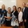 Visite de la ministre Lucie Charlebois au LoriCorps UQTR