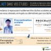 Nouvel atelier Web pour réduire la procrastination