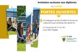 Les diplômés sont invités à la Journée portes ouvertes de l'UQTR