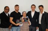 Le prix Monique-Sicard attribué aux intervenants de la Clinique podiatrique communautaire