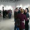 Visiter une exposition, aller à un vernissage