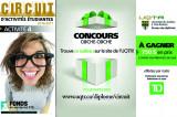Concours C@CHE-C@CHE sur le web pour tous les étudiants