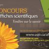 C'est le moment de vous inscrire au Concours d'affiches scientifiques
