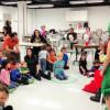 Activité de Noël appréciée au campus de l'UQTR à Drummondville