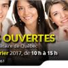 Journée portes ouvertes – Centre universitaire de Québec