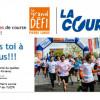 La course du Grand Défi Pierre Lavoie