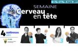 Du 13 au 16 mars: l'UQTR présente quatre conférences sur le cerveau explorant le langage et la communication