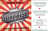 Semaine des diplômés – Journée «Surprise»