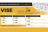 Présente ton projet d'affaires au concours Vise dans le mille!