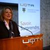 Christine St-Pierre de passage à l'UQTR