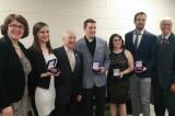 Quatre étudiants de l'UQTR reçoivent la médaille du Lieutenant-gouverneur pour la jeunesse