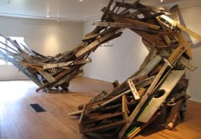 Vernissage de l'exposition «Point de basculement» à la Galerie R3