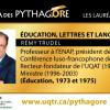 Portrait d'un lauréat Pythagore – Rémy Trudel