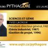 Portrait d'un lauréat Pythagore – Yves Lacroix