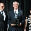Daniel McMahon honoré par la Chambre de commerce et d'industrie de Drummond