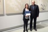 L'artiste Virginie Bergeron St-Martin remporte la 29e bourse Gilles-Verville du SPP-UQTR