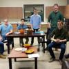 Soutien aux étudiants masculins en ergothérapie à l'UQTR