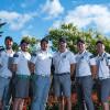 La formation de golf en route pour le championnat universitaire canadien!