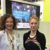 Julie Ruiz s'est jointe à la délégation québécoise du Fonds de recherche du Québec en France