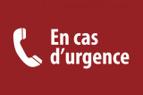 Savez-vous qui contacter en cas d'urgence?