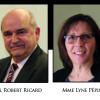M. Robert Ricard réélu président et Mme Lyne Pépin réélue vice-présidente du CA de l'UQTR