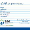 Le Centre d'aide en français offre sept ateliers pour t'aider à améliorer ton français écrit ou pour te préparer au TECFÉE!  #TECFEE #GRAMMAIRE