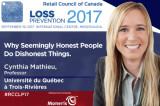 Cynthia Mathieu conférencière invitée au Conseil canadien du commerce de détail