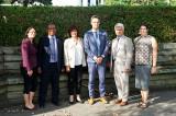 Une délégation de Toulouse à l'UQTR
