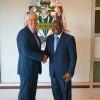 L'ambassadeur du Gabon à l'UQTR