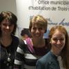 Relation d'aide en sciences infirmières: collaboration entre l'UQTR et l'OMHTR