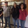 Quatre étudiants du programme d'études françaises se sont retrouvés sur la liste d'honneur du Doyen des études