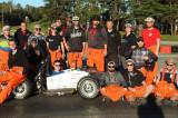 L'équipe de la Formule SAE termine la saison en beauté