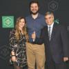 François Fabi reçoit la bourse d'excellence 3e cycle de la Fondation Desjardins
