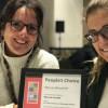 La professeure Maryse Beaumier se mérite le People's Choice Award au congrès de Wounds Canada