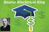 Bourse Mackenzie King: le concours est ouvert