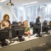 Plus de 300 personnes visitent le campus de l'UQTR à Drummondville