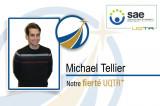 Michael Tellier, notre Fierté UQTR de décembre