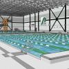 Cure de jeunesse pour la seule piscine de dimension olympique de la région