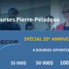 Bourses Pierre-Péladeau 2018 pour le démarrage d'entreprise