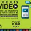 5e Concours vidéo pour les étudiants des établissements de l'Université du Québec