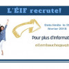 L'École internationale de français recrute!