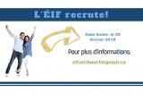 L'École internationale de français recrute!