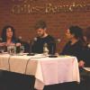 Table ronde à  l'occasion de la présentation de J'aime Hydro à Trois-Rivières
