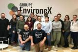 Des étudiants de l'UQTR visitent les laboratoires du Groupe EnvironeX